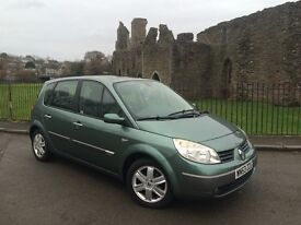 2003 (53) Renault Scenic ** Only 64,000 Miles ** Full Service History ** 12 Month MOT **