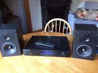 Gale Gold Monitors (with original box, Gale cables and dust covers)