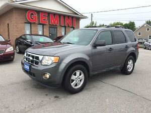 2009 Ford Escape XLT V6 4x4 Heated Leather