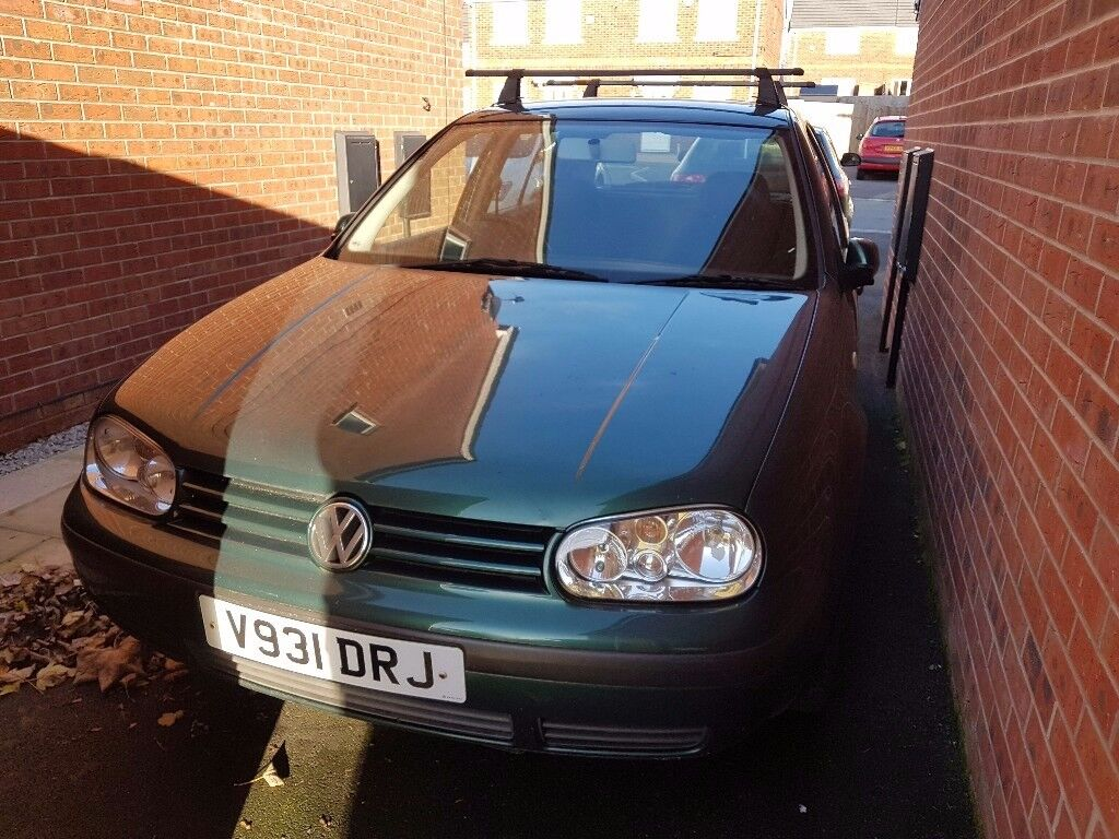 Bargain Golf! Priced to clear £495 ovno, Golf Tdi 1.9L, Diesel, Manual, 1999 model. Well maintained