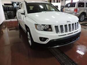 2015 Jeep Compass NORTH HIGH ALTITUDE CUIR TOIT West Island Greater Montréal image 3