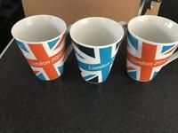 London 2012 Mugs