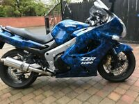 2003 KAWASAKI ZZR1200 VERY SPECIAL BIKE LOADS OF MONEY SPENT ON IT -MOTD £2800
