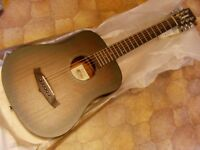 tanglewood twcrt travel guitar