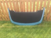 Astra coupe convertible roof boot lid
