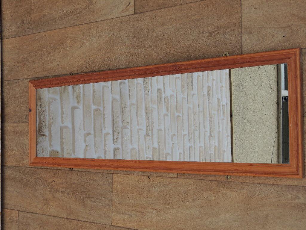 Hallway Pine mirror (Delivery)
