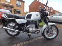BMW R80 Monolever 1985. Only 26,668 miles. Recent restoration