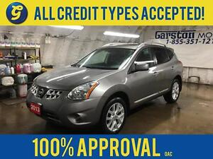 2013 Nissan Rogue SV*AWD*NAVIGATION*POWER SUNROOF*HEATED FRONT S