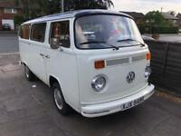 Volkswagen Bay Window Camper