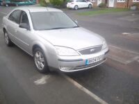 04 ford mondeo 2.0 tdci ghia with service history