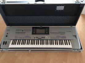Yamaha Tyros 5 with 76 keys