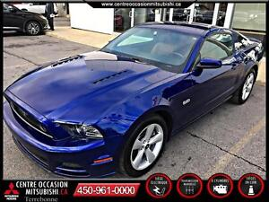 2014 Ford Mustang GT 5.0 CUIR MANUELLE