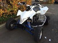 SUZUKI LTR 450 QUAD BIKE ROAD LEGAL