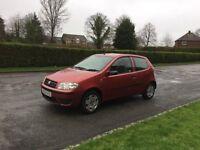 Fiat Punto 1.2 - Low insurance Group - 12 Months MOT