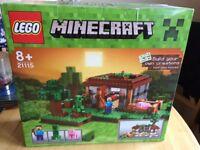 Lego Minecraft 21115 - still in box and unopened