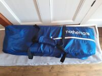 Mothercare Travel Cot (from smoke and pet free home)