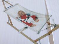 Amazonas baby hammock / travel bed- like new in box