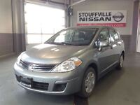 2011 Nissan Versa 1.8S Nissan Certified Interest Rates From 0.9%