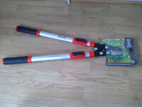 Wilkinson Sword Telescopic Anvil Loppers - Brand New Roundhay Park Leeds 8 - Can Deliver or Post