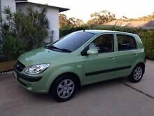 2010 Hyundai Getz Hatchback - Green Torquay Fraser Coast Preview