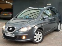 2008 Seat Altea Xl 1.9 TDI Stylance 5dr/M0T/26/MARCH/2019