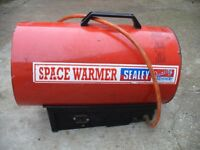 Sealey Propane Space Heater. Garage Heater. Workshop Heater