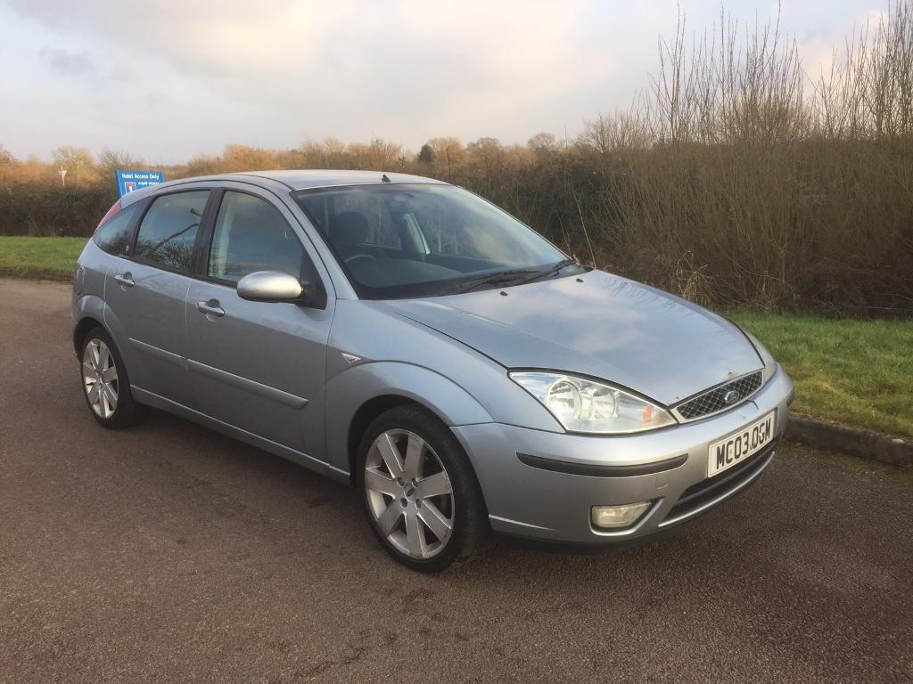 2003 ford focus 1 8 ghia diesel in milton keynes. Black Bedroom Furniture Sets. Home Design Ideas