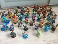 48 Skylanders figures