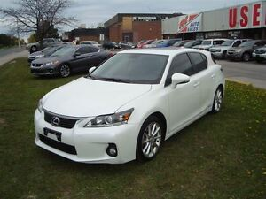 2013 Lexus CT 200h ~ HYBRID ~ LEATHER ~ SUNROOF ~ ALL POWER OPTI