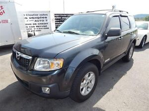2008 Mazda Tribute GT V6 AWD CUIR ET TOIT