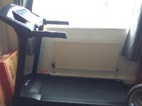 Opti Treadmill With Speaker