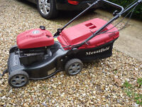 mountfield self proplled mower