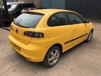Seat Ibiza 1.2L petrol 2007 34,000 genuine miles