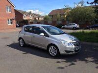 **SALE** 2007 Vauxhall Corsa 1.4I 16V Design 5Dr 95k miles FSH april 17 mot £1650 NO OFFERS