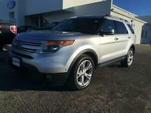 2013 Ford Explorer Limited Fully Loaded All Wheel Drive