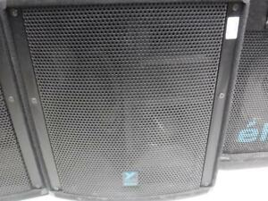 Yorkville L368 Passive Speakers. We sell used Pro Audio. 115308* CH630430