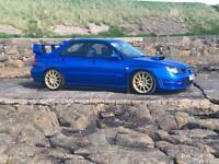 Subaru sti type uk very low miles swap bmw m3 e46 e90/92 or supermoto