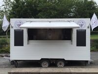 Mobile Catering Trailer For Sale. Immaculate condition. Excellent business opportunity