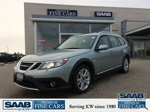 2011 Saab 9-3 NOACCIDENTS AWD Moonroof Leather Parking Assist