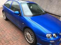 MG ZR 1.8 MOT until august