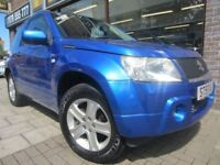 SUZUKI GRAND VITARA 1.6 VVT+ 3dr (blue) 2005