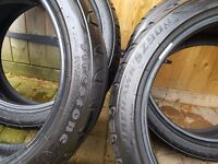 Tyres 205/45/17 for sale