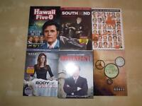 DVD séries TV (Body of Proof, Southland, Rush, Malenfant...)
