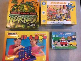 Puzzle and games