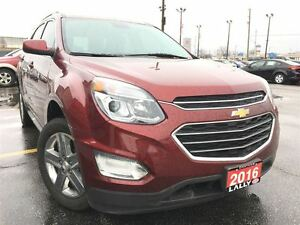 2016 Chevrolet Equinox 2LT, Sunroof, Navi, Remote Start, Power S