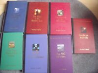 Agatha Christie collection of 7 classics
