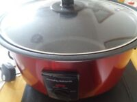 Morphy richards slow cooker unused