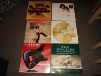 17 X Album Records (inc box set of 8) Various Artists Pop 60s/70s Vinyl LPs in VG to EX Cond