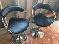Used high stools (2)