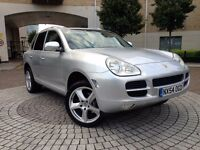 Porsche Cayenne 3.2 V6 Tiptronic S AWD 5dr£5,851 p/x welcome **FULL MAIN DEALER S/H**